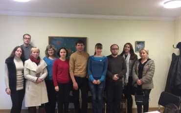 Зустріч із представниками мережі центрів соціальних служб міста Києва, 19.10.2017